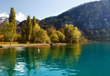 Autumn in Interlaken