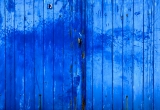 Untold stories of the blue gate